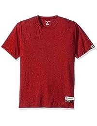 Champion 男士 Authentic Originals 柔软短袖T恤