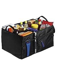 Hama 汽车 - 后备箱袋, 可折叠, 黑色 黑色 groß