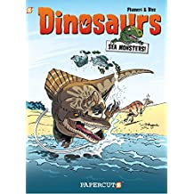 Dinosaurs #4: A Game of Bones! (Dinosaurs Graphic Novels) (English Edition)
