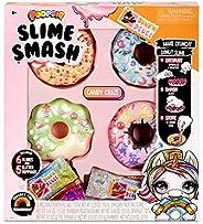 Poopsie Slime(史莱姆)疯狂的糖果与香脆的甜甜圈