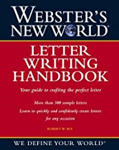 Webster's New World Letter Writing Handbook (English Edition)