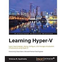 Learning Hyper-V (English Edition)