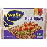 Wasa 杂粮全谷物薄脆饼干,9.7 盎司(约 275.0 克)