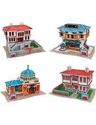 中国亚马逊:CubicFun 乐立方 3D立体拼图玩具 世界风情系列 土耳其风情套装原价:¥99,现价:¥82.99