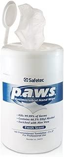 P.a.w.s. *手湿巾,每桶 50 张纸巾