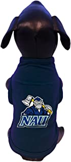NCAA Northern Arizona Lumberjacks Cotton Lycra Dog Tank Top, XX-Small