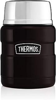Thermos 膳魔师 不锈钢食盒,哑光黑,470毫升