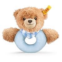 Steiff Sleep Well Bear Grip 玩具,蓝色