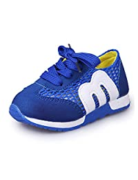 Doyola 男童女童轻质系带透气跑步运动鞋(幼儿/小童)