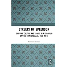 Streets of Splendor: Shopping Culture and Spaces in a European Capital City (Brussels, 1830-1914) (English Edition)