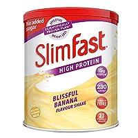 Slimfast 瘦身奶昔 香蕉味438g(英国品牌)