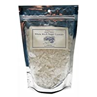 Jansal Valley Rock Sugar Crystals, White, 16 Ounce