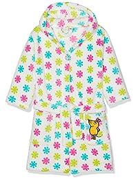 Playshoes DIE Mouse 婴儿女童浴袍羊毛老鼠花朵
