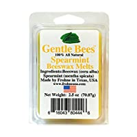 Gentle Bees Spearmint Beeswax Melts
