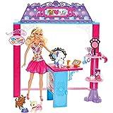 Barbie 芭比 芭比马里布商店 带娃娃 BDF49