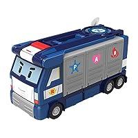 Silverlit 银辉 变形警车珀利 POLI 珀利卡车救援总部套装 SLVC833770CD00101