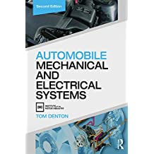 Automobile Mechanical and Electrical Systems (English Edition)