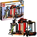 LEGO 乐高 拼插类玩具LEGO Overwatch守望先锋系列半藏对战源氏8岁+ 75971积木玩具