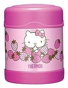 THERMOS 膳魔师KT系列不锈钢保温食物罐储食罐hello kitty 313ml F3003 KT001