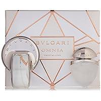 Bvlgari Omnia Crystalline 2 Piece Fragrance Gift Set for Women