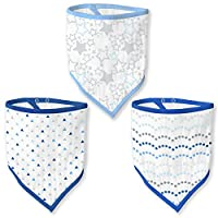 swaddledesigns 棉质棉布包巾