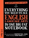 Everything You Need to Ace English Language Arts in One Big Fat Notebook: The Complete Middle School Study Guide