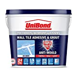UniBond 1616625 三重保护墙砖粘附和泥浆 - 白色