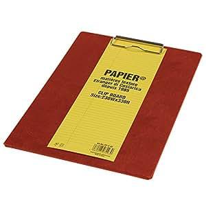 Etrangedicostarica 剪贴板 A4 D.红色