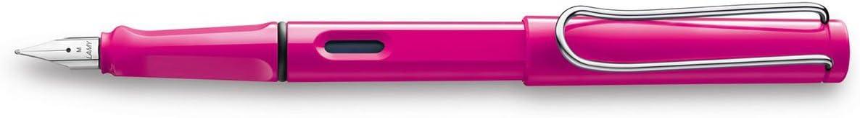 Lamy 凌美1223773墨水笔 狩猎系列,F尖 013粉色