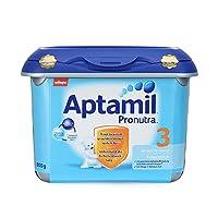 (跨境自营)(包税) Aptamil 德国爱他美 安心罐 配方婴幼儿奶粉3段 800g(10-12个月)