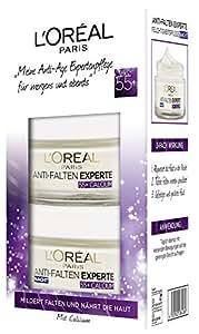 L'Oréal Paris 巴黎欧莱雅复颜抗皱专家 55岁+ 日夜护理礼品套装