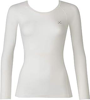 (CWX)CW-X 上衣 长袖 圆领 / *二身衣 吸汗速干 防紫外线 CHY520 [女士]