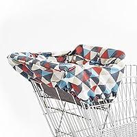 Skip Hop 购物车和婴儿高脚椅套,随身,三角形