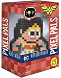 PDP Pixel Pals DC 漫画神奇女侠收藏版灯具,红色/白色/黄色/蓝色,8.8 x 11.2 x 15.9 厘米