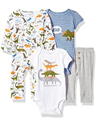 Carter's 男婴 4 件套礼品套装