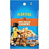 Planters 腰果 蜂蜜烘焙 3 盎司(约 85 克)袋装 (12 袋)