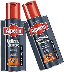 Alpecin 欧倍青 咖啡因洗发水 C1 250ml*2(进)