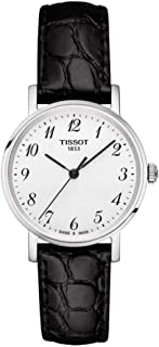 Tissot Everytime Small - T1092101603200T1092101603200 analog 不锈钢 黑色 T1092101603200 watches