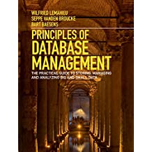 Principles of Database Management: The Practical Guide to Storing, Managing and Analyzing Big and Small Data (English Edition)