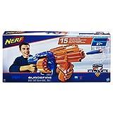 Hasbro 孩之宝 E0011EU4 Nerf N-Strike Elite Surgefire 玩具爆能枪