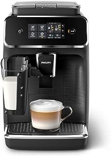 Philips 飞利浦系列全自动咖啡机 Schwarz-gebürstet/Matt-schwarz EP2232/40