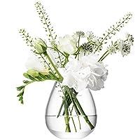 LSA 國際花桌排列花瓶 透明 H9.5cm G1072-09-301