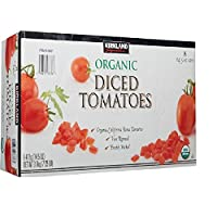 Kirkland Signature 番茄块,7.25 磅(约 3.3 公斤)