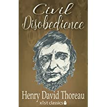 Civil Disobedience (Xist Classics) (English Edition)