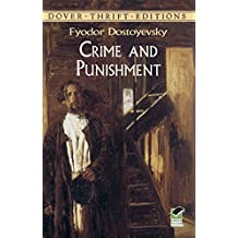 Crime and Punishment (Dover Thrift Editions) (English Edition)