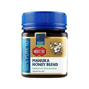Manuka Health 蜜纽康 MGO30+麦卢卡蜂蜜250g(新西兰进口)(特卖)
