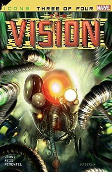 """Avengers Icons: Vision (2002) #3 (of 4) (English Edition)"",作者:[Johns, Geoff]"