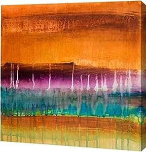 """PrintArt GW-POD-34-10529A-36x36""""Mountain Majesty Square II"""" Lanie Loreth 画廊装裱艺术微喷油画艺术印刷品 36"""" x 36"""" GW-POD-34-10529A-36x36"""