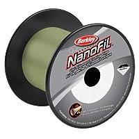 Berkley Nanofil Uni-Filament .009-Inch Diameter Fishing Line