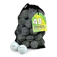 Titleist Pro V1X 湖级 B 高尔夫球(48 个装)- 白色